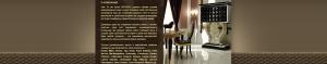 Сайт для интерьерного мебельного бутика